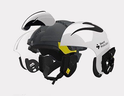스윗프로텍션 스키 볼라타 헬멧 테크
