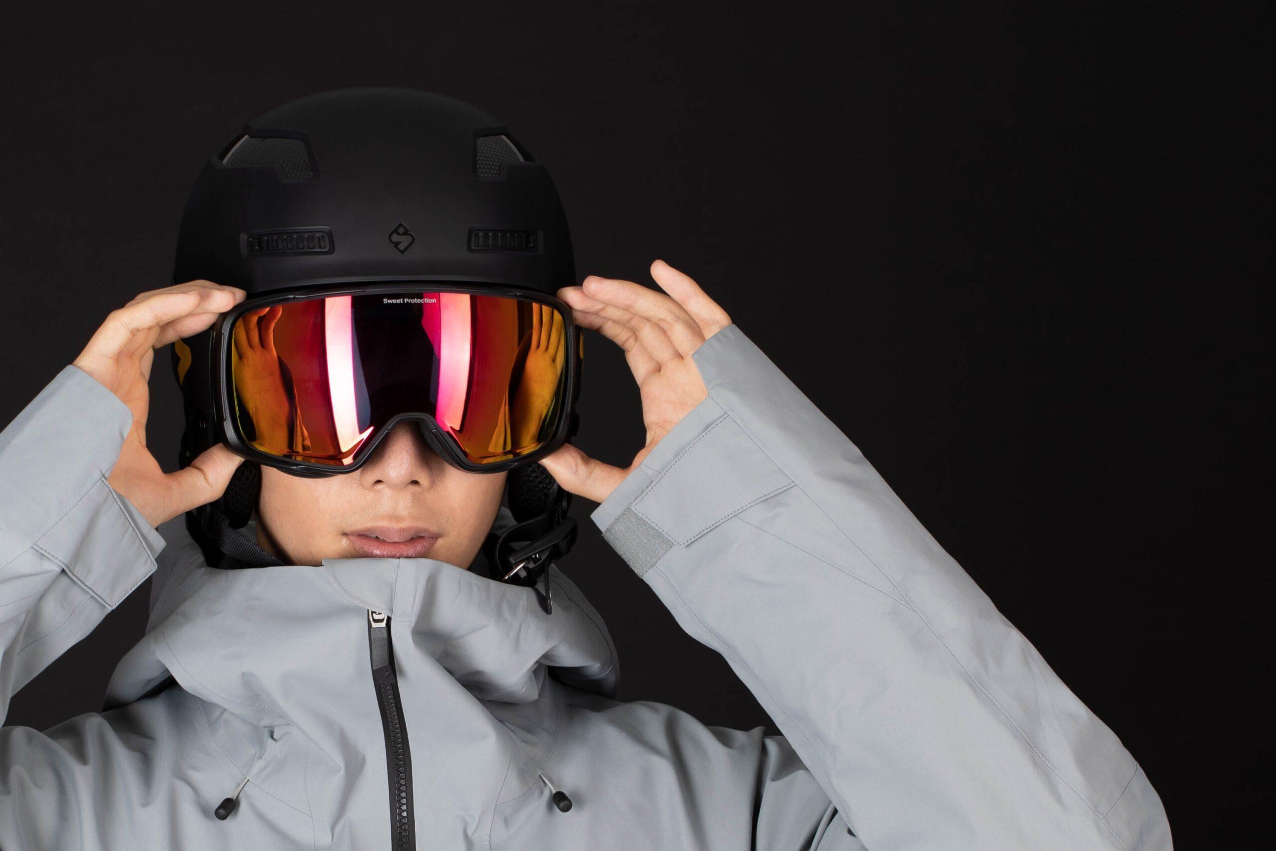 스키 고글 스윗프로텍션 인터스텔라